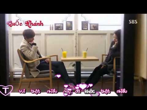 Cảnh lãng mạn nhất phim Những Người Thừa Kế ( The Heirs )
