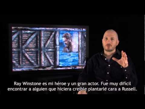 Entrevista Darren Aronofsky - NOÉ - Cinemanía