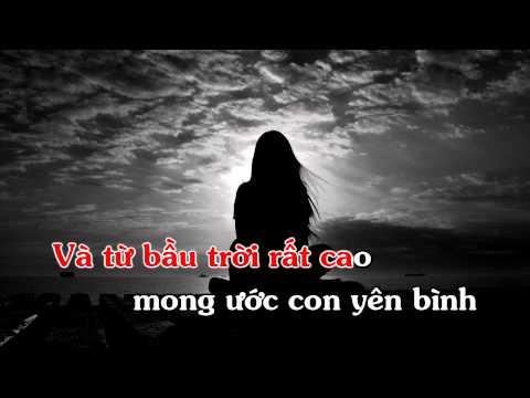 Thùy Chi   Gặp Mẹ Trong Mơ Karaoke   YouTube