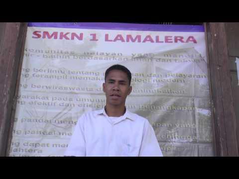 ラマレラ水産高校生が語るクジラ漁 Siswa-siswi SMKN 1 Lamalera & Ikan Paus