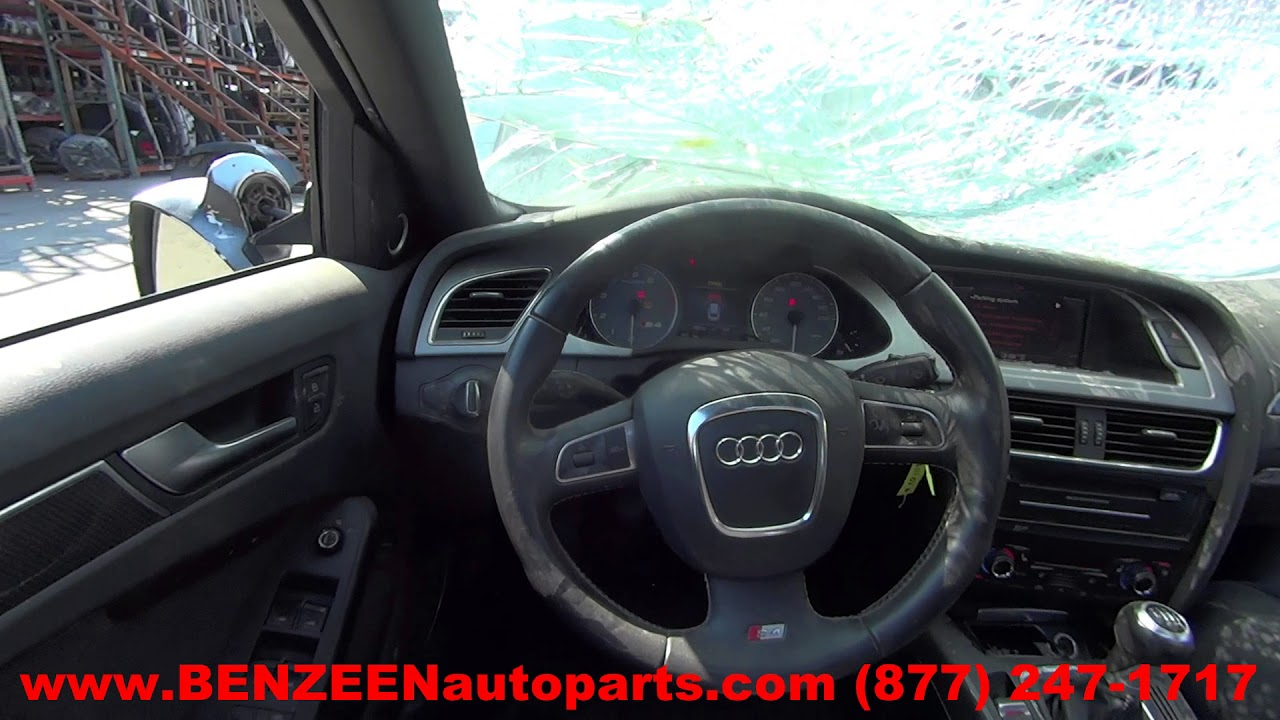 2011 Audi S4 AUDI