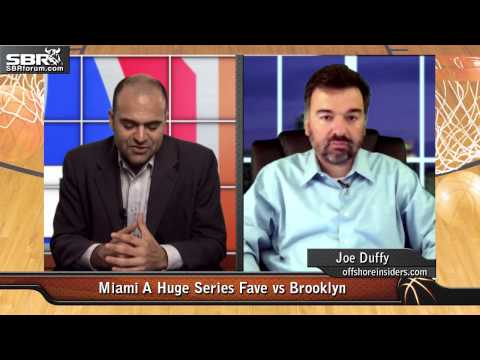 NBA Playoffs Picks - Brooklyn Nets vs Miami Heat Series Preview w Duffy, Loshak