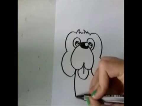 Muziek Grappige Dieren Tekenen Deel 2 Hond En Poes Youtube