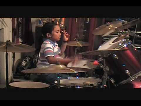 El Tri - Maria Sabina (Drum Cover) by Ian(9)Rey