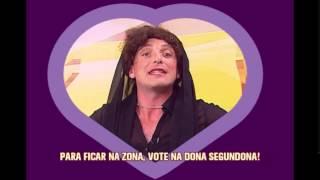 Dona Segundona faz campanha para Coelho ficar na S�rie B