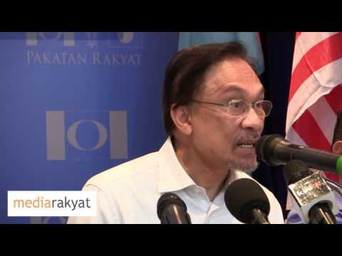 Anwar Ibrahim: Pakatan Leaders To Be Mindful & Must Not Succumb To UMNO's Provocation