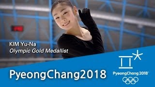 (ENG) Yuna Kim's introduction of PyeongChang 2018