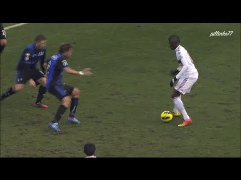 M'Baye Niang at AC Milan | 2012/13