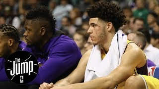 Byron Scott agrees with Lakers benching Lonzo Ball   The Jump   ESPN