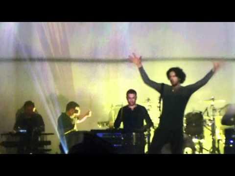 Snow Patrol - Fallen Empires, Live New York April 14 2012