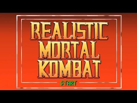 Realistic Mortal Kombat