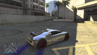 Gta 5 Online How To Get Crew Color With Chrome!