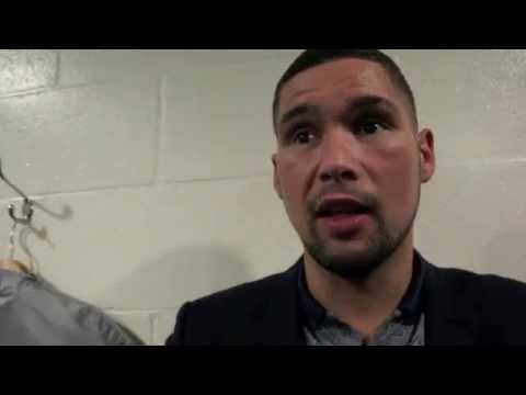 TONY BELLEW ON CROLLA v MURRAY, QUIGG, CLEVERLY JOINING MATCHROOM & EVERTON / LIVERPOOL