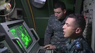 القوات البحرية تنفذ عددا من الأنشطة