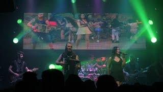 Eddy e Janis MOMENTOS SHOW Março 2016