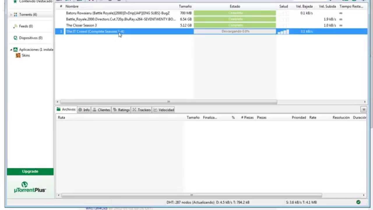 descargar peliculas gratis con utorrent