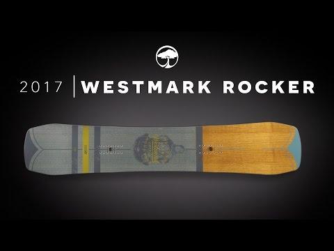 Arbor Westmark Rocker Snowboard 155