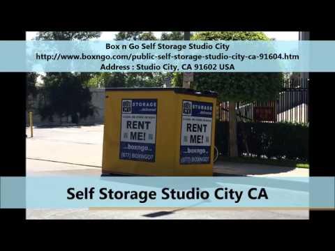 Box n Go Self Storage Studio City