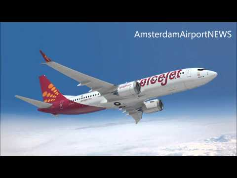 Spicejet orders 42 Boeing 737-MAX8 (Pictures 2014)