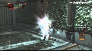 """God Of War III 7. Hera Capítulo 28: """"El Laberinto"""
