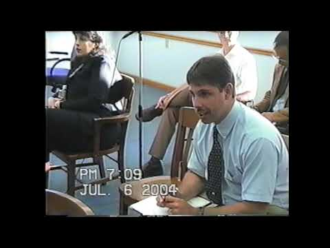 Rouses Point Village Board Meeting 7-6-04