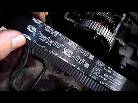Замена ремня ГРМ на двигателе 4A-FE в Ирландии