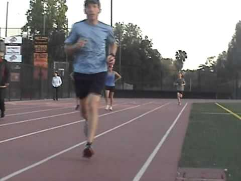 Cal Tri Tuesday Night Track Workout