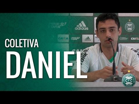 Coletiva Daniel