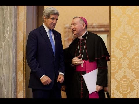 The Beast : Obama sends Messianic Kerry to Rome ahead of Pope Francis trip to Israel (Jan 15, 2014)
