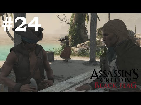 Assassin's Creed IV: Black Flag Walkthrough - The First Cave [24]