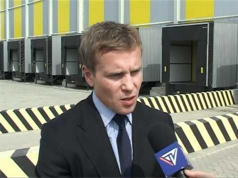 Смотреть видео Вентспилский порт становится все больше