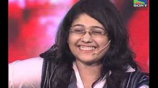X Factor India - Indrani's amazing acoustic performance on Udi - X Factor India - Episode 5 -  2nd J