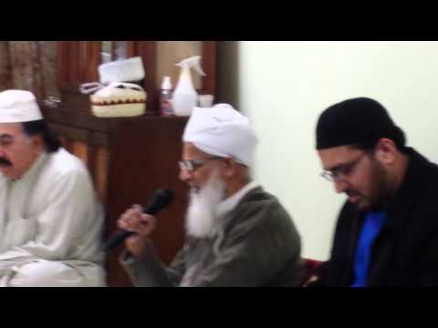 Mr.Syed Mukhtar Ali Sahab,reciting Hamd o Naat