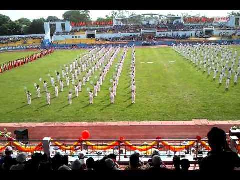 Đồng diễn hội khỏe Phù Đổng BRVT 2011 (Full)