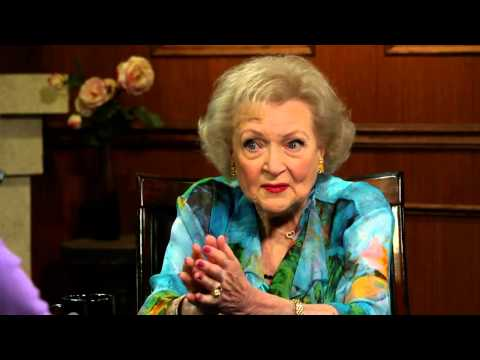 Betty White On The Loss Of Mickey Rooney | Betty White Interview | Larry King Now - Ora TV