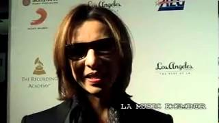 X JAPAN Drummer Yoshiki Interview Nov 2013