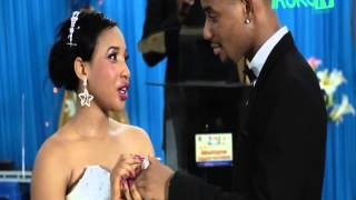 "Nigerian Movie: Tonto Dikeh Says ""I Do"""