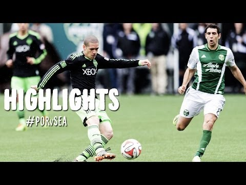 HIGHLIGHTS: Portland Timbers vs. Seattle Sounders | April 5, 2014