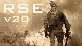 RSE V20 (AI Bot Mod For MW2) [HD]