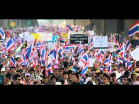 Parliament In Thailand Dissolved After Days Of Protests