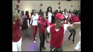 Blurred Lines Line Dance (Duval Version)