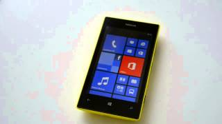 Nokia Lumia 520, Un Rápido Análisis En Español