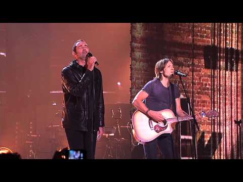 The Voice Australia: Darren duets with Keith