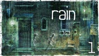 Прохождение игры Rain (Дождь) PS3. Глава 1: Дети и ночь.