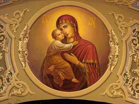 Мария (Prey) Богородица Дево,радуйся