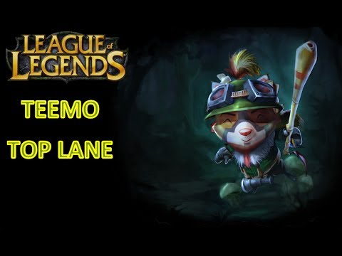 League of Legends - Teemo Guide - Season 4