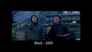 "Benim Dünyam Ve Orjinali Hint Filmi ""Black"