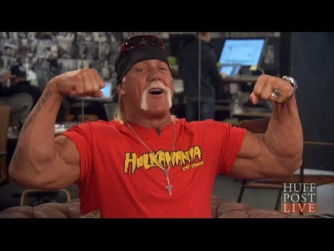 Hulk Hogan Talks His Relationship With Ultimate Warrior