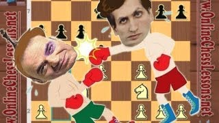 Bobby Fischer vs Garry Kasparov - Ajedrez - La Siciliana Najdorf: 6. Ac4 -- El Ataque Fischer-Sozin view on youtube.com tube online.