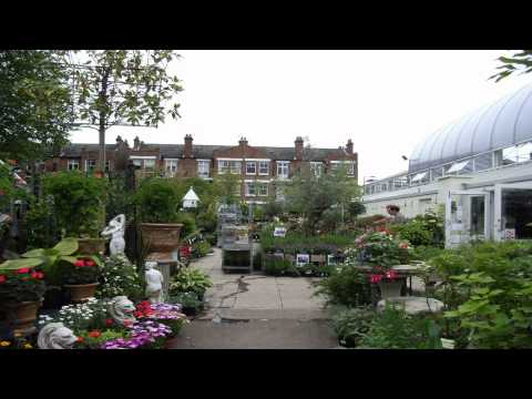 Fulham palace garden centre Fulham London